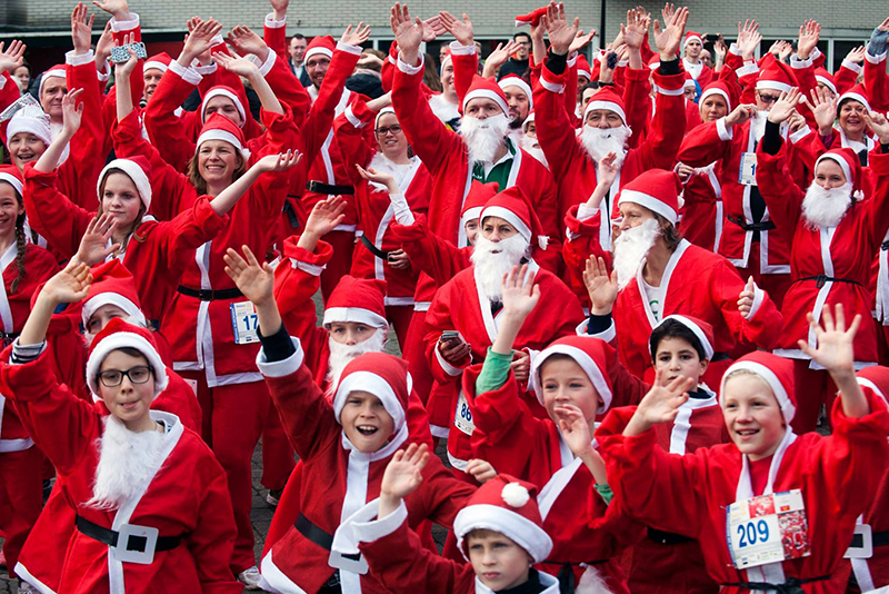 Santa Run Zeist