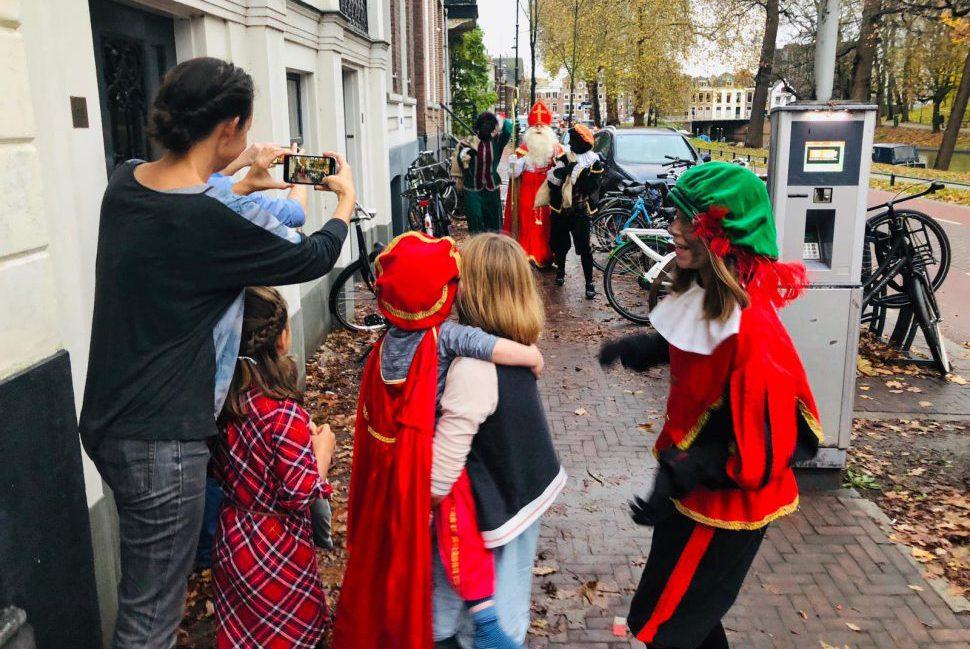 Sinterklaas Zeist - goede doel